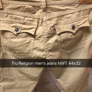 Tru religion men's jeans